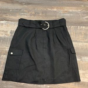 🌻3/20 KENAR cute black skirt